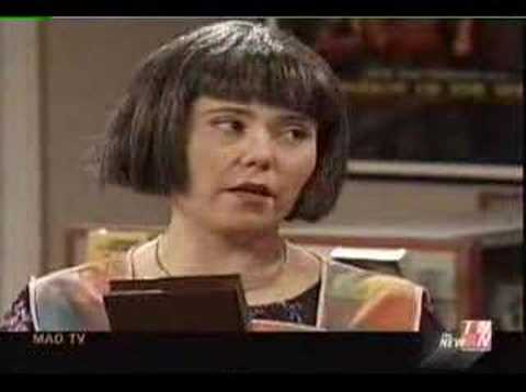 ms swan dating game Mad tv (season 10) this article alex borstein reprises her roles as ms swan and mama (mcdonald) prohibits employees from dating their co-workers in the.