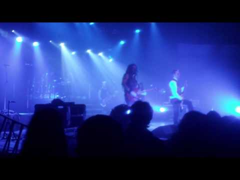 Therion en Chile - The Beauty in Black [Teatro la Cupula 2012]