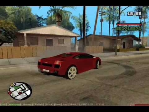 GTA San Andreas Bam Margera Viva La Bam Mod