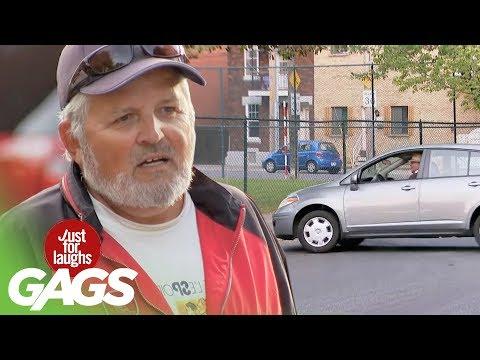 Badass Grandpa Tokyo Drift! video