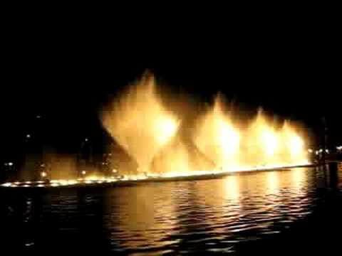 San Pedro Fountain - Waltz of the Flowers