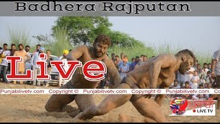 Badhera RajputanUNA Kushti Dangal Live 08-09-17