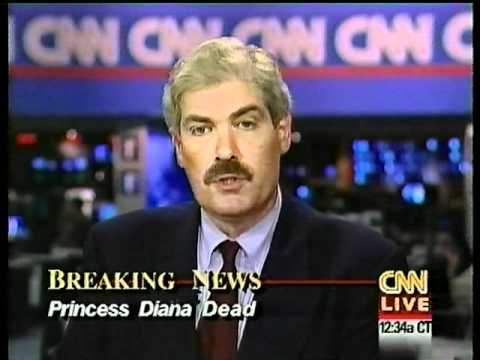 CNN Breaking News: Princess Diana's Death 8/31/97 Part 1