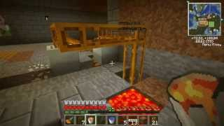 Minecraft. Industrial Survival #20. Подготовка к запуску генератора материи.