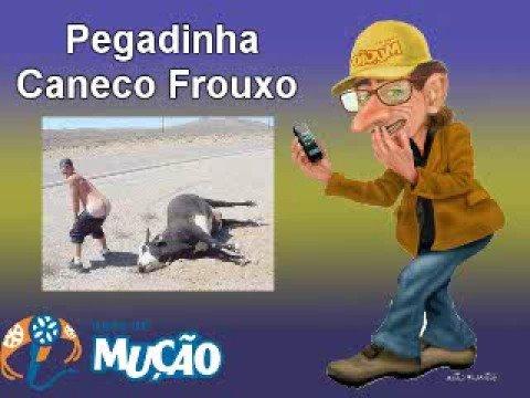 Mucao.com.br - Pegadinha - Caneco Frouxo