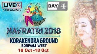 Navratri 2018 Day 4 - Korakendra Garba - Non Stop Gujarati Dandiya & Garba Dance - Garba Songs