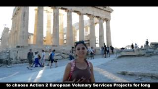 How can I find projects to go to Europe for long term with youth programs
