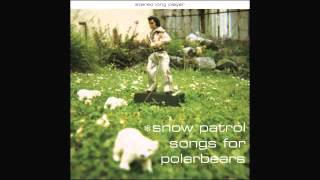 Watch Snow Patrol Days Without Paracetamol video