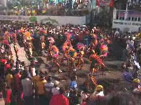 Haiti Kanaval Defile Indienne Haiti Mardis Gras