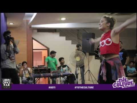 "Chachi Gonzales - Workshop ""I Should Have Kissed You"" Choreography Part - 2"