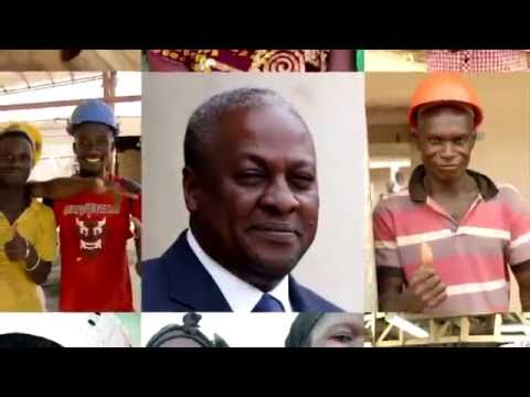 Mahama 2016 - Changing Lives
