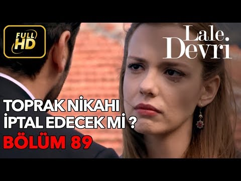 Lale Devri 89. Bölüm / Full HD (Tek Parça)