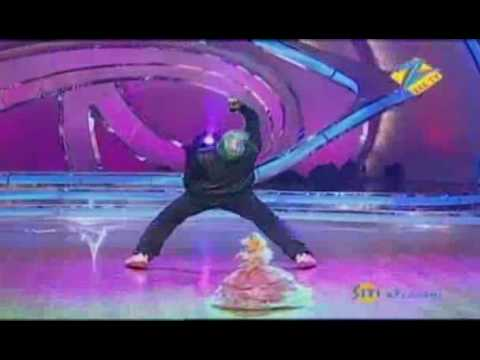 Lux Dance India Dance Season 2 April 02 '10 Dharmesh video