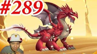 CON RỒNG CHÁU TIÊN DRAGON CITY HNT choi game GAME NÔNG TRẠI RỒNG HNT Channel #289