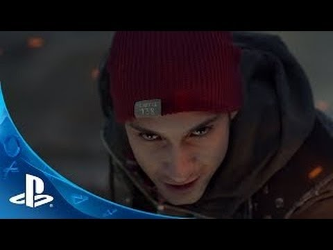 inFAMOUS Second Son Video Oficial