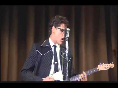gary busey the buddy holly story its so easy youtube