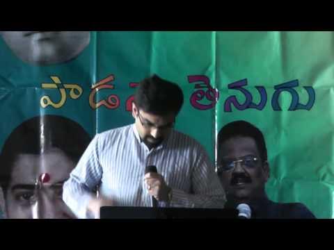 Prabhakar Kota sings Shiva Shiva Shankara .. from Bhakta Kannappa...