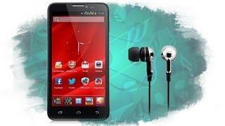 Prestigio MultiPhone 5300 DUO обзор от Quke.ru