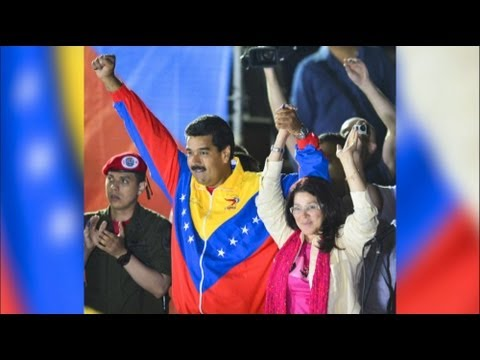 Will Chávez Revolution Continue in Venezuela? A Debate After Maduro's Close Election Victory. 2 of 2