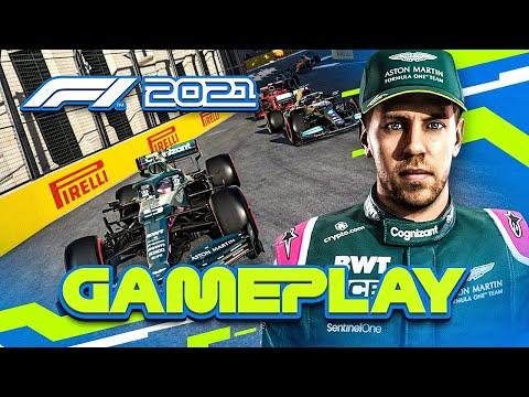 F1 2021 Gameplay: Mein erstes Mal mit dem neuen Spiel! 😍🆕 F1 2021 Official Gameplay Deutsch
