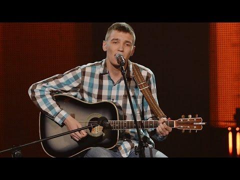 "The Voice of Poland VI - Michał Krawczyk- ""When You Say Nothing at All"" - Przesłuchania w ciemno"