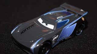 Mattel Disney Cars 3 Jackson Storm (IGNTR #2.0) Piston Cup Racer Die-cast