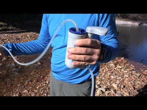 GEAR REVIEW: Katadyn Hiker Water Filter