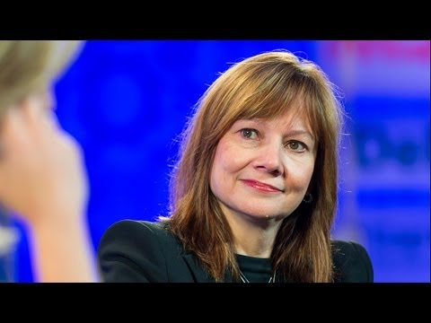 "GM's Mary Barra to staff: ""No more crappy cars."""