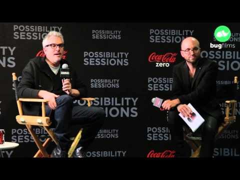 Coca Cola Zero Possibility Sessions con Alfonso Cuarón