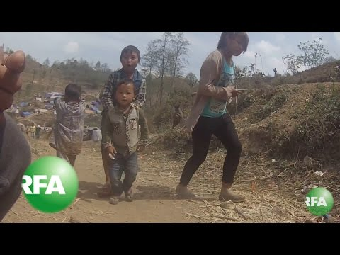 Worsening Conditions for Refugees on Myanmar-China Border