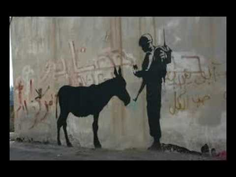 Banksy vs Dubstep