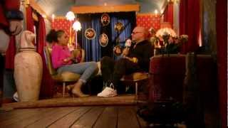 Roger Sanchez - Interview at Tomorrowland 2012