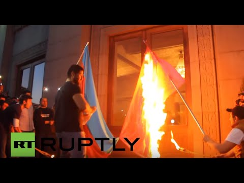 Armenia: Hundreds of thousands commemorate Armenian genocide 101st anniversary