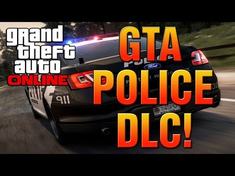 GTA 5 Police DLC - New Police Vehicles Join Police Force Or...