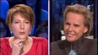 Christine Ockrent - On n'est pas couché 2 février 2013 #ONPC