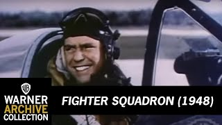 Fighter Squadron (1948) - Official Trailer