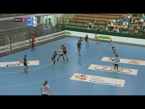 Larvik HK vs WHC Vardar SCBT PwC Handball Fiesta 2014 Teljes mérkőzés Full Match in HD