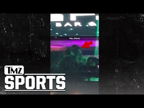 Johnny Manziel -- Buys 300 Shots on Draft Night ... 'This S*** Wicked'