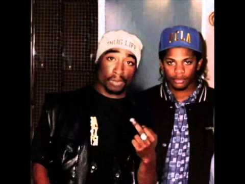 the truth behind 2Pac and Eazy E friendship