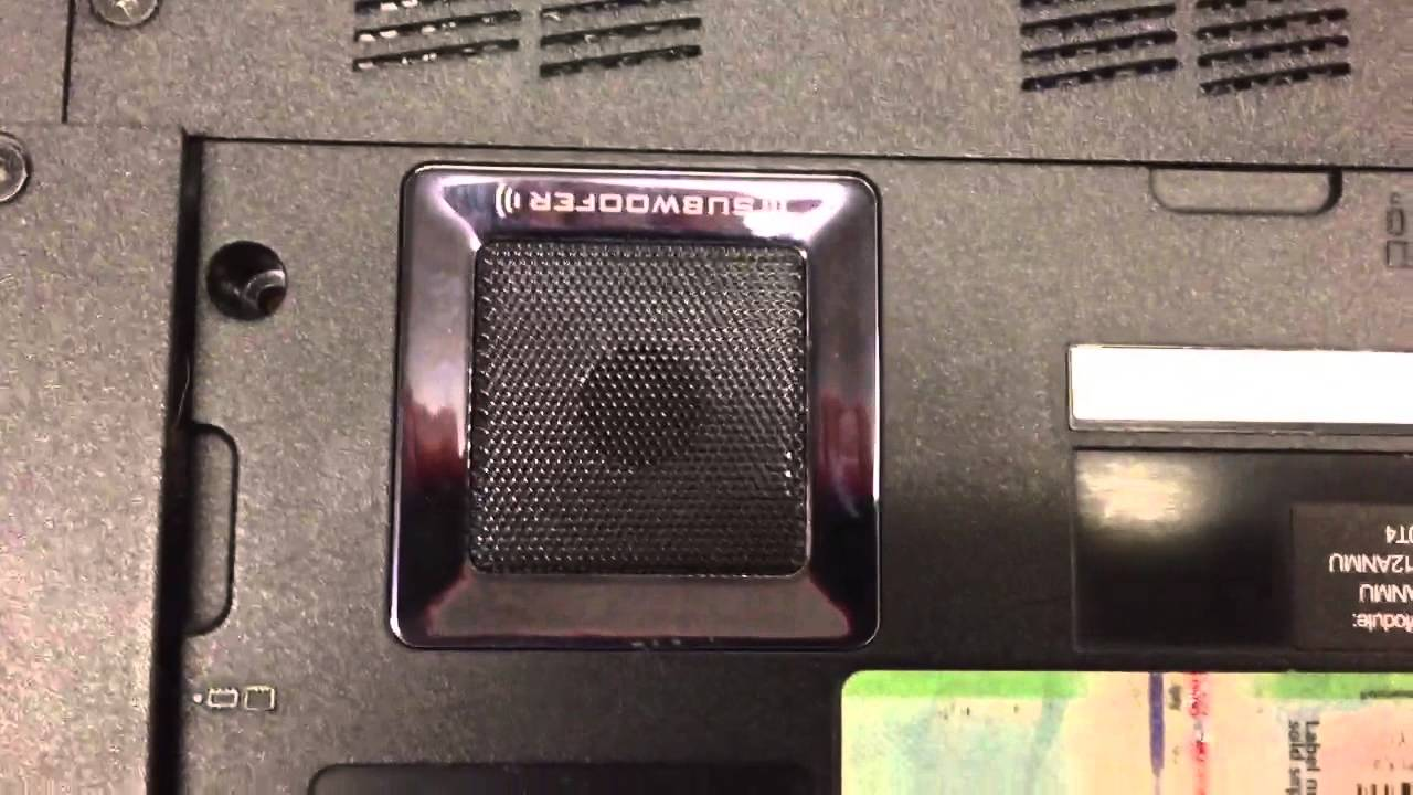 [Interesting Subwoofer Ya Got There] Video