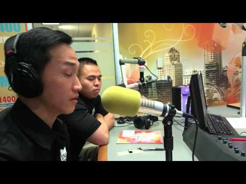 SLPD Sgt. Abe Teng Commenting on Sing Tao Chinese Radio Show 4-27-2016