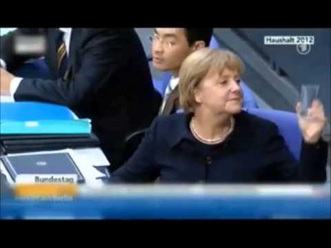 Angela Merkel - ein kleines best of unserer selbsternannten Mutti