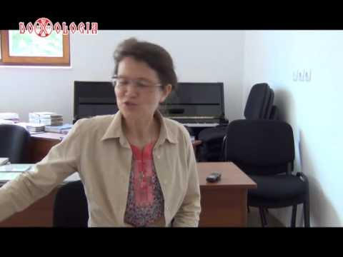 Interviu cu conf.univ.dr. Maria Alexandru
