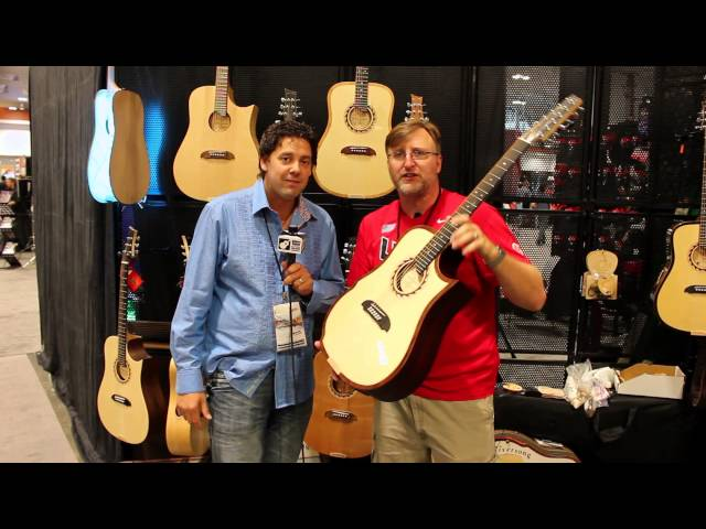Riversong Guitars Overview Summer NAMM 2014