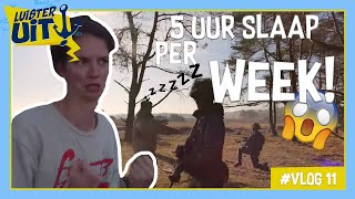 5 UUR SLAAP PER WEEK?! DEZE MANNEN DOEN HET #vlog11
