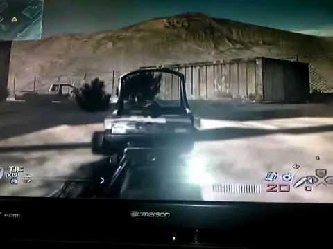 Arma Semi Automatica A Automatica :d Mw2 video