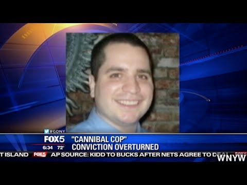 Judge Overturns Conviction In 'Cannibal Cop' Case