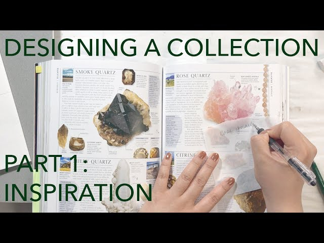 Watch Me Design A Fashion Collection 1: Inspiration thumbnail