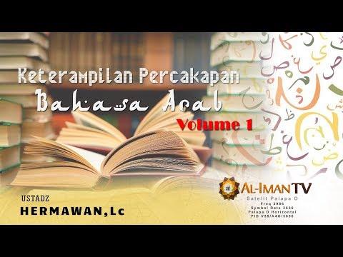 Ustadz Hermawan, Lc_Keterampilan Percakapan Bahasa Arab_jilid 1