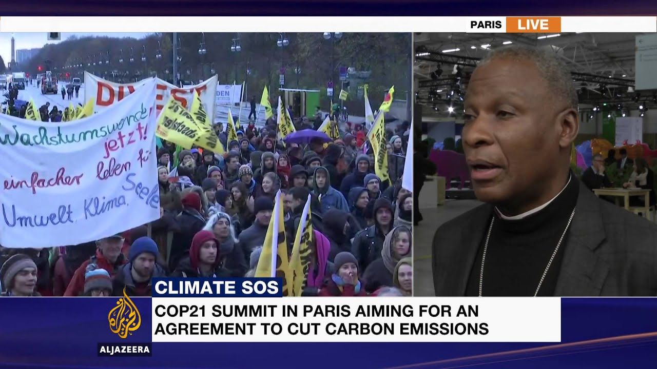 Paris set to hold climate change summit